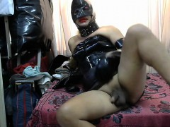 Cd in latex pissing