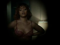 rihanna hot in a shower scene