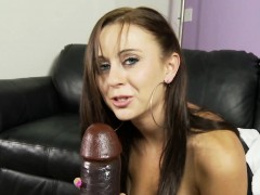 Solo Teen Babe Uses Huge Dildos In Her Pussy