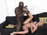 DIRTY TEEN LOVES COCK CUM IN MOUTH SUCKS BIG BLACK COCK