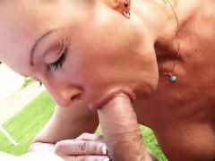 Hot Blonde German Milf With Big Boobs Enjoys An Incredible