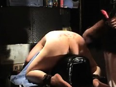 Japanese Toying Her Pussy