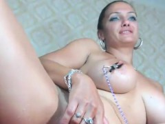 attractive-milf-toying-solo