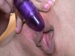 Lovely Blonde Babe Solo Pussy Masturbation Sex Tape.