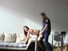 cop nails readhead slut on balcony xxx.harem.pt