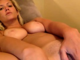 Hottest Big-Titted Chick Masturbating To You