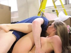 Sexy Wife Alessandra Jane Gets Destroyed By Husbands Buddy