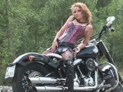 naughty-brunette-loves-her-boyfriend-s-new-ride