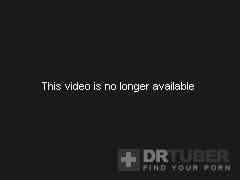 Amateur Tranny In Stockings Solo Masturbation