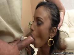 Horny Indian Chick Loves Sucking Part5