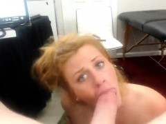 Big Ass Blonde In Pov Doggystyle