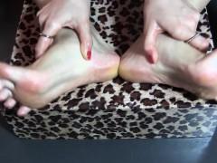 Please On The Feet