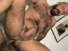European Bear Flip Flop And Cumshot