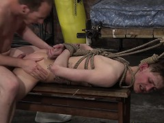 Sean Taylor Drilling Tristan Crown Ass In The Evil Dungeon