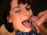Little Susi the Anal cum whore - Extreme Bukkake