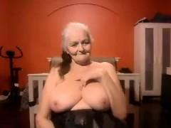 Grandma Gets Wild On Cam Shocking Cams At 8cams,com