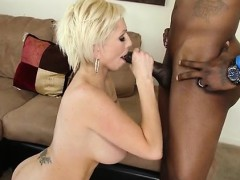Large Tits Mother I'd Like To Fuck Gets A Black Penis