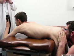 Cute Boys Ass And Dick Movie Gay Doctor's Office Visit