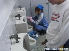 Beautiful Maintenance Worker Part5
