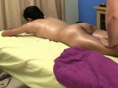 Bangkok Spa Massage Turns Sexual With Young Teen Farn