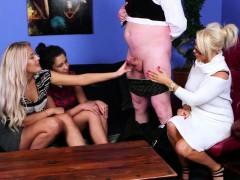 glamorous-british-femdoms-tugging-their-sub
