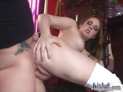 Amber gets fucked silly