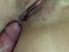 Busty Teen Anally Fucked In Missionary