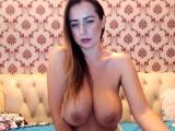 Big tit busty milf housewife amateur fingering
