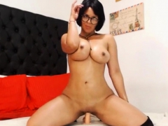Immensely Huge Tits And Ass Got Some Hard Fucking