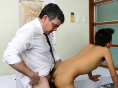 Doctor Daddy Mike Plows Little Asian Twink Nishi