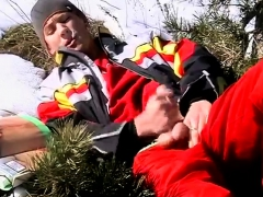 movie-art-boy-gay-sex-xxx-roma-smokes-in-the-snow