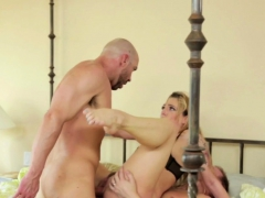 real pornstar gets dped