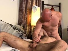 Gay Stud Deepthroats His Lovers Big Cock
