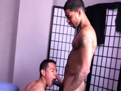 Hot And Fit Latin Thugs With Tattoos Barebacking Deeply
