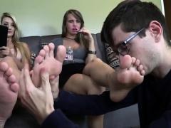 hot-sister-foot-and-cumshot
