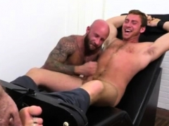 Russian Boy Naked Feet Gay Connor Maguire Jerked & Tickle