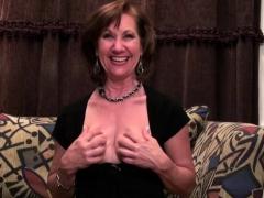 American Housewife Demi Fingering Herself