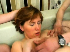 2 Milfs Fucked By 2 Dudes