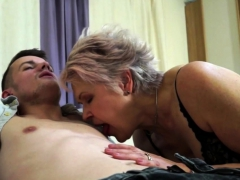 british mature girl lady sextasy doing her toyboy