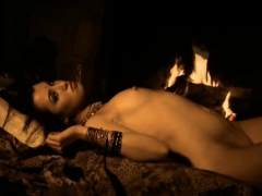 Intimate Seduction From Exotic Indian Milf
