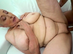 Granny Longs For Long Dong