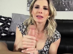 Blonde milf small tits anal first time Cory Chase in