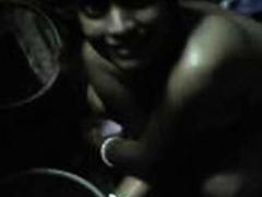 Desi Bhabi Hot Nude Bath