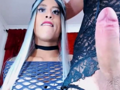 Tranny And Her Tight Ass Got Fucked Hard