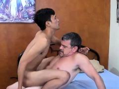 Daddy Barebacks Asian Boy Andrew