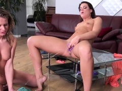 Nice Lesbo Girls Get Splashed With Piss And Blast Wet Quims0