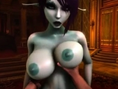 soria elf animation PornBookPro