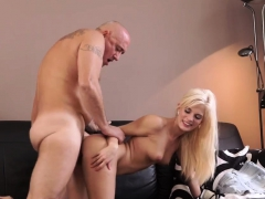 Old Couple Sex And Man Caught Jerking Horny Light-haired