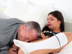 Daddy Fucks Chick Stepchum's Daughter Sick Days