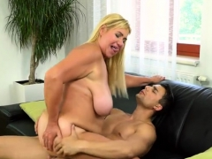 Big Tits Mature Extreme Sex And Cumshot